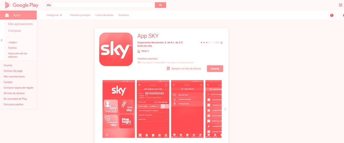 SKY App ¿Para qué sirve la aplicación de SKY? Descúbrelo aquí