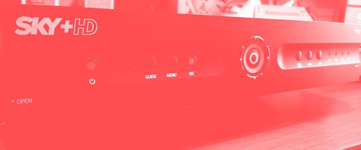 Cómo funciona el decodificador Sky |Resuelve problemas con tu TV